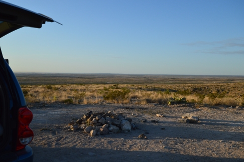BLM Dispersed Camping in New Mexico